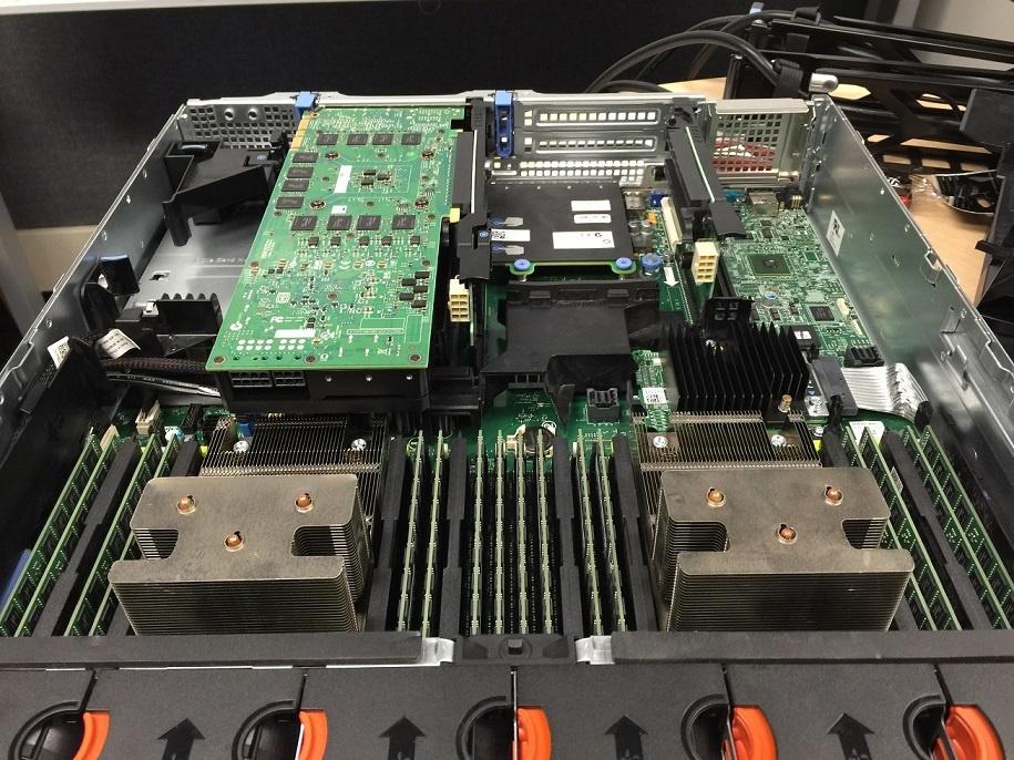 Как построить инфраструктуру корп. класса c применением серверов Dell R730xd Е5-2650 v4 стоимостью 9000 евро за копейки? - 5