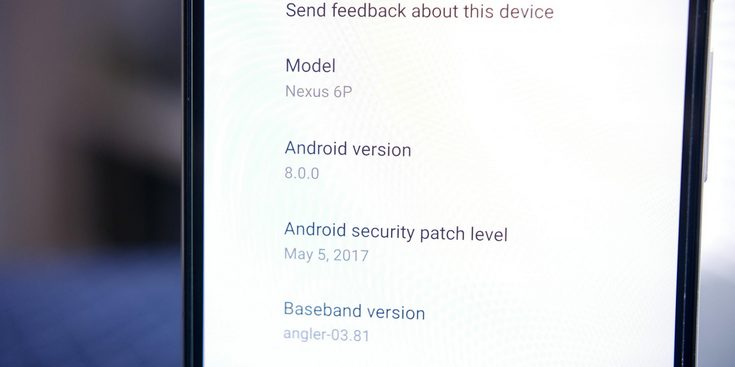 Подтверждено использование номера Android 8.0 для новой версии ОС