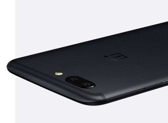 Опубликовано официальное изображение смартфона OnePlus 5