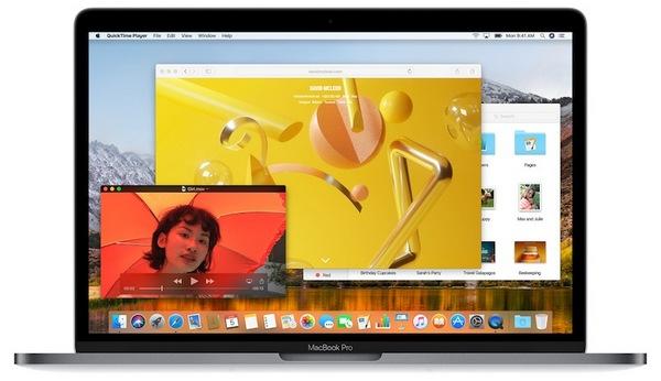 Преимущество новых MacBook Pro над прошлогодними моделями в тесте Geekbench 4 достигает 20%