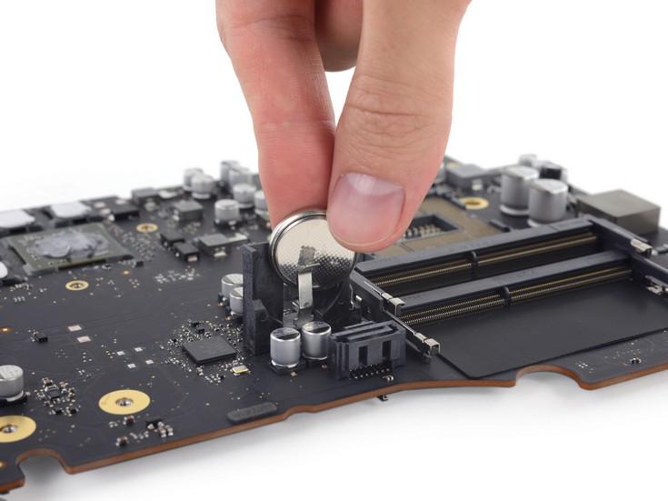 В новом iMac можно заменить CPU и ОЗУ