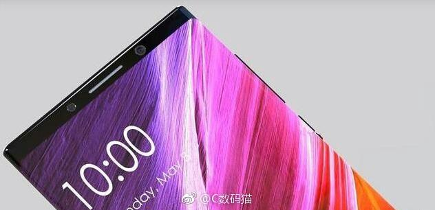 Опубликованы концепт-арты безрамочного смартфона Xiaomi Mi Mix 2