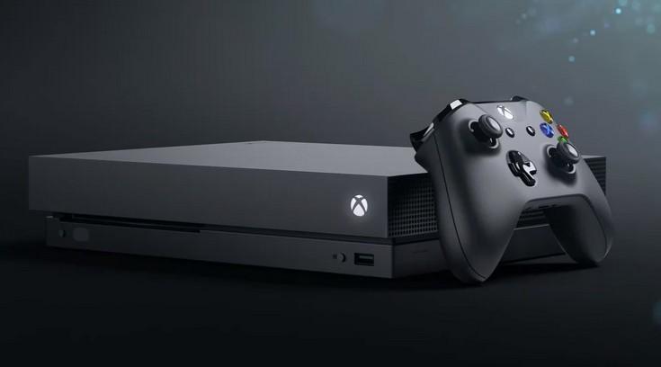 Представлена консоль Xbox One X