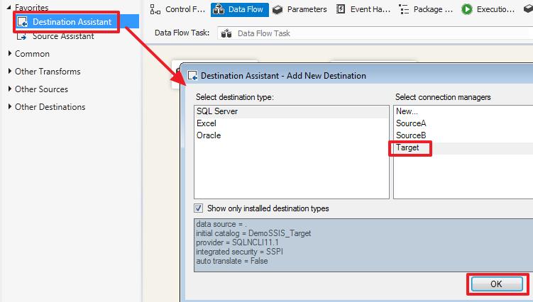 SQL Server Integration Services (SSIS) для начинающих – часть 2 - 19