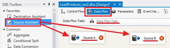 SQL Server Integration Services (SSIS) для начинающих – часть 2 - 5