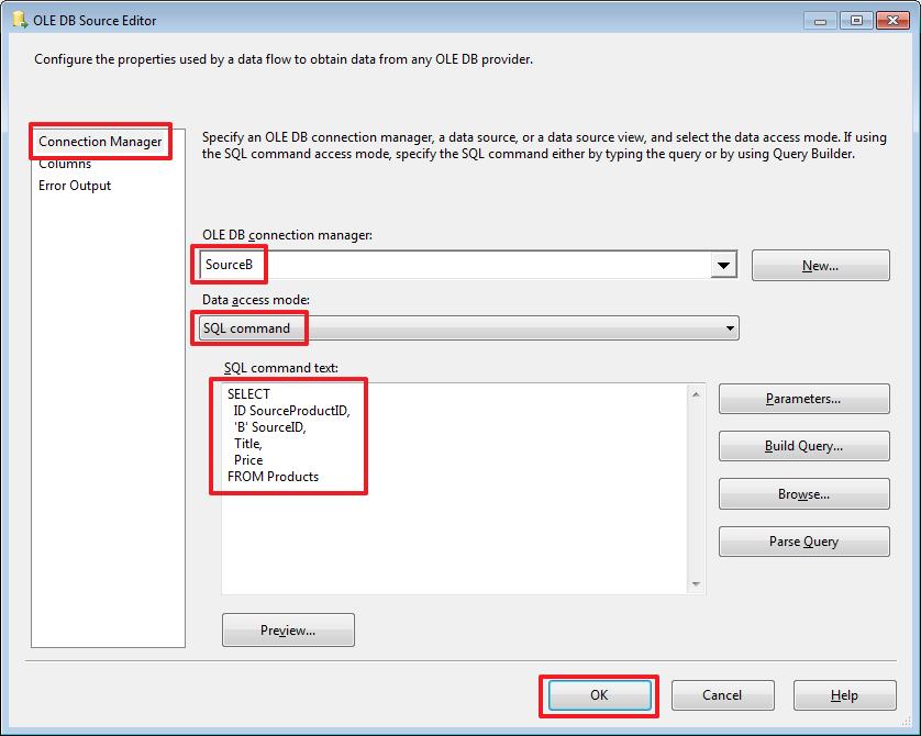 SQL Server Integration Services (SSIS) для начинающих – часть 2 - 7