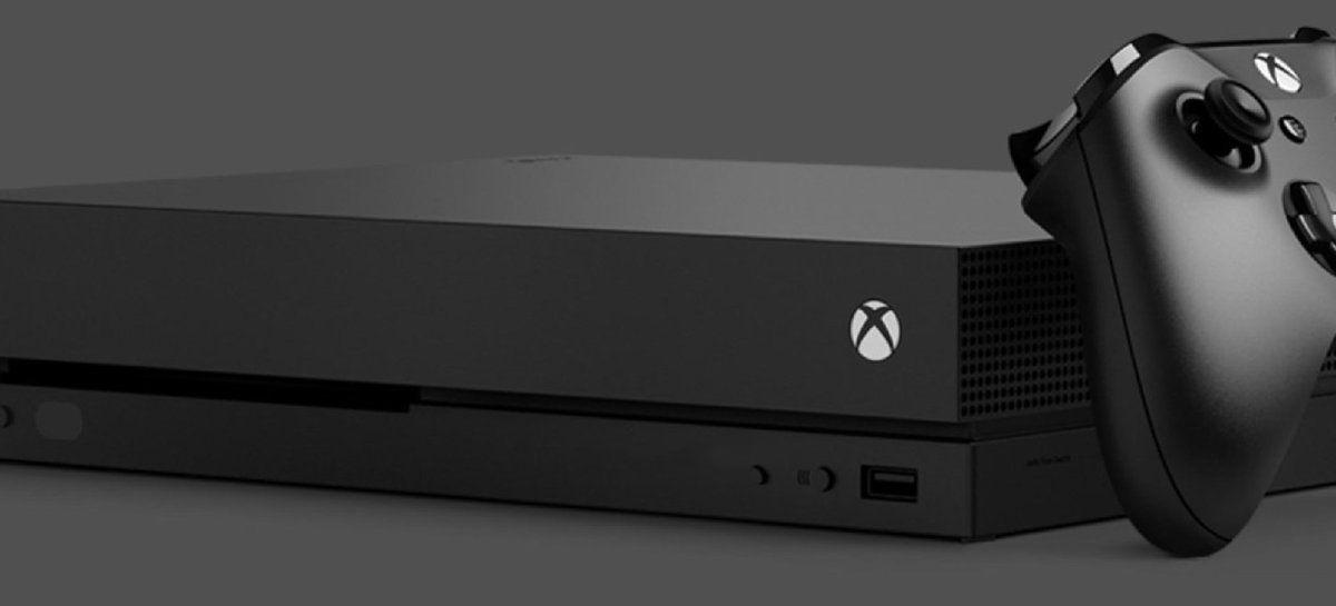 Новая игровая консоль от Microsoft будет продаваться с ноября по $500 с названием Xbox One X - 1