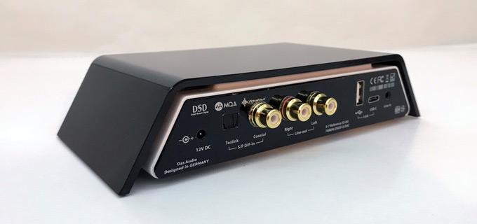 Основой AuricSound S7 служит ЦАП ESS Twin SABRE ES9028Q2M