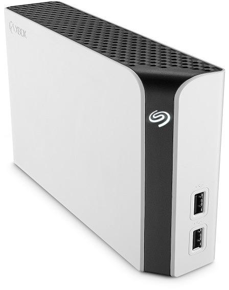 Объем накопителя Seagate Game Drive Hub — 8 ТБ