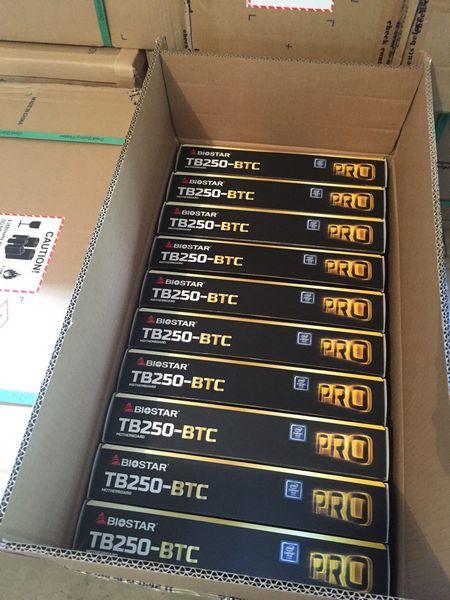 Biostar и ASRock выпустят системные платы с огромным количеством слотов PCIe