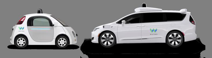 Waymo больше не будет использовать свои беспилотные авто Firefly
