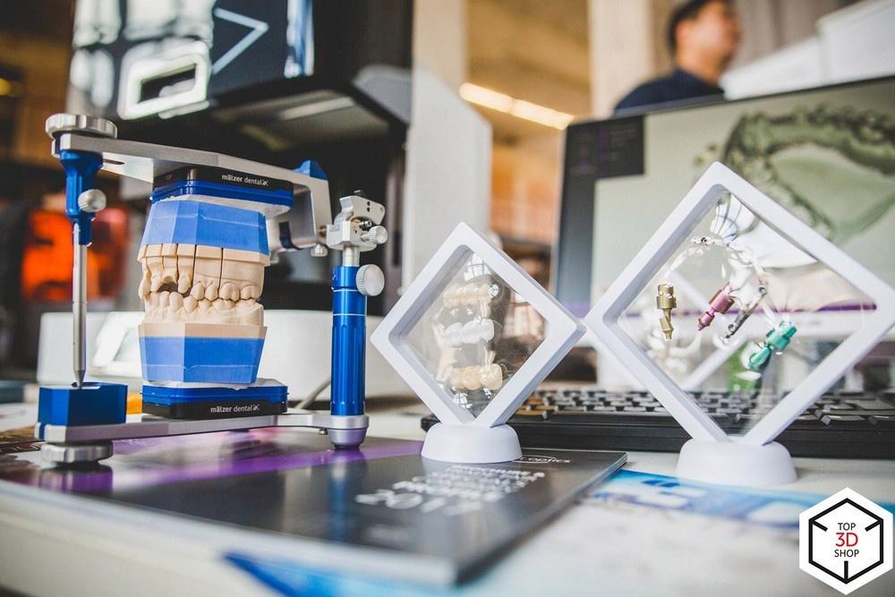 Цифровая стоматология — мастер-класс Top 3D Shop - 7