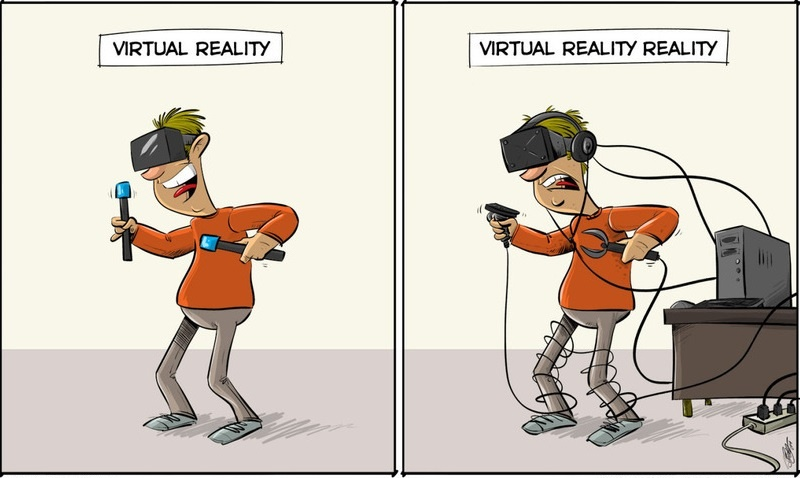 Полное погружение в виртуальную реальность: настоящее и будущее - 3