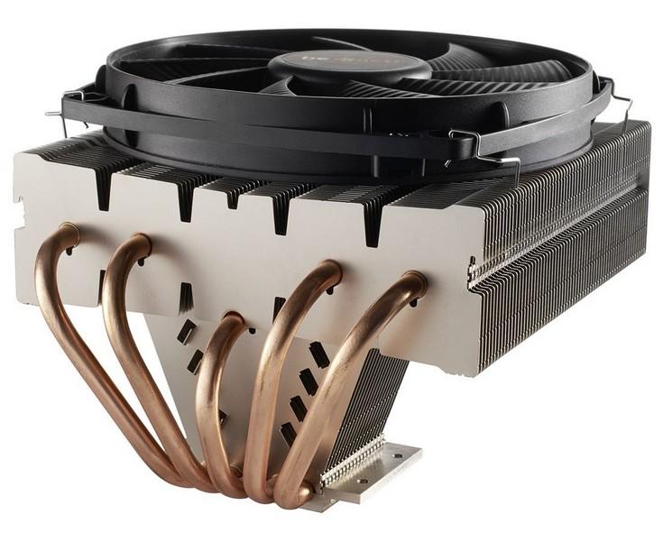 Процессорный охладитель Be Quiet! Shadow Rock TF 2 стоит 60 евро