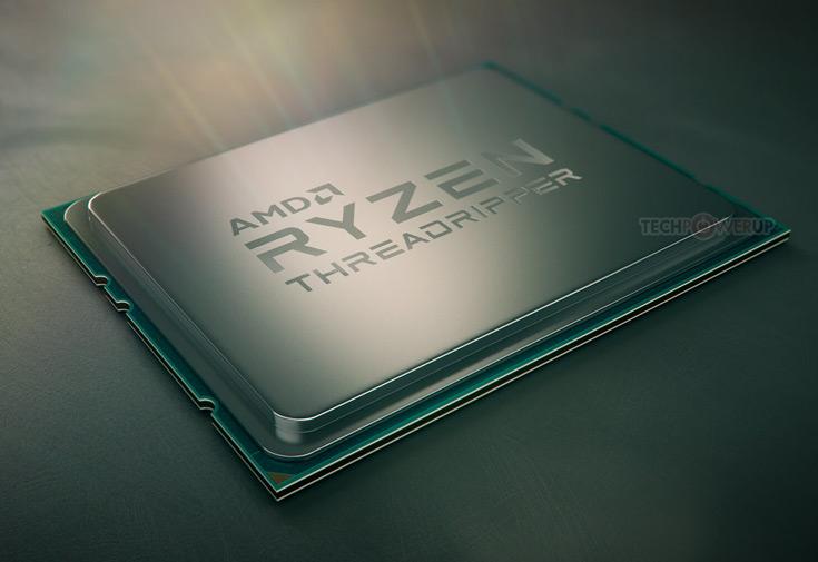 Процессоры AMD Ryzen Threadripper можно будет купить как отдельно, так и в составе готовых систем