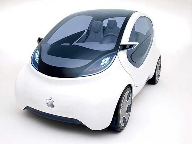 Глава Apple раскрыл первые подробности о беспилотных авто