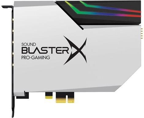 Продажи Sound BlasterX AE-5 начнутся в июле по цене $150