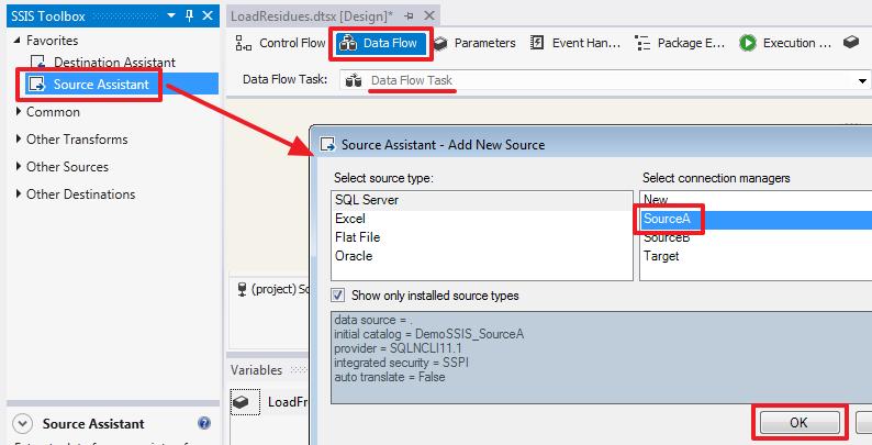 SQL Server Integration Services (SSIS) для начинающих – часть 3 - 24