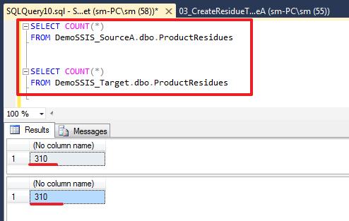 SQL Server Integration Services (SSIS) для начинающих – часть 3 - 33