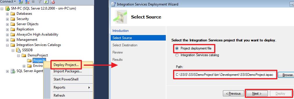 SQL Server Integration Services (SSIS) для начинающих – часть 3 - 54