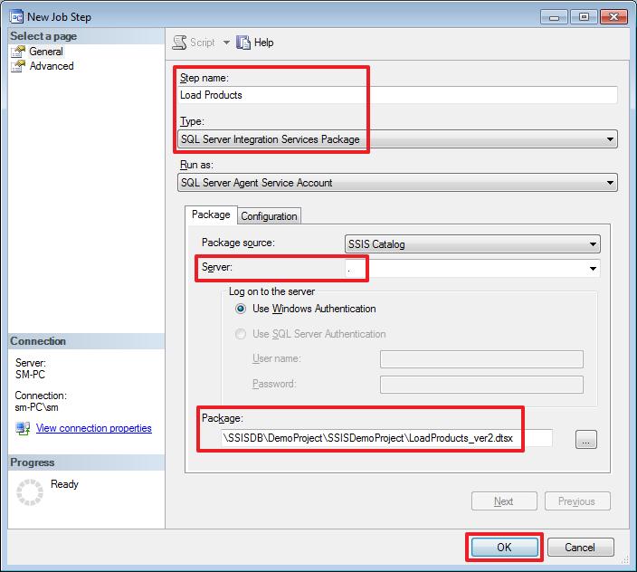 SQL Server Integration Services (SSIS) для начинающих – часть 3 - 56