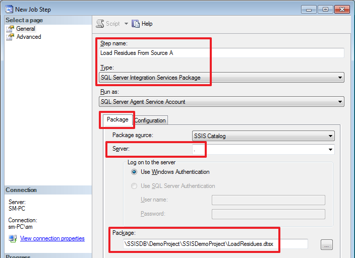SQL Server Integration Services (SSIS) для начинающих – часть 3 - 57
