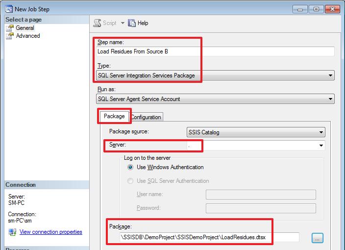 SQL Server Integration Services (SSIS) для начинающих – часть 3 - 60