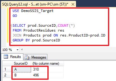 SQL Server Integration Services (SSIS) для начинающих – часть 3 - 65
