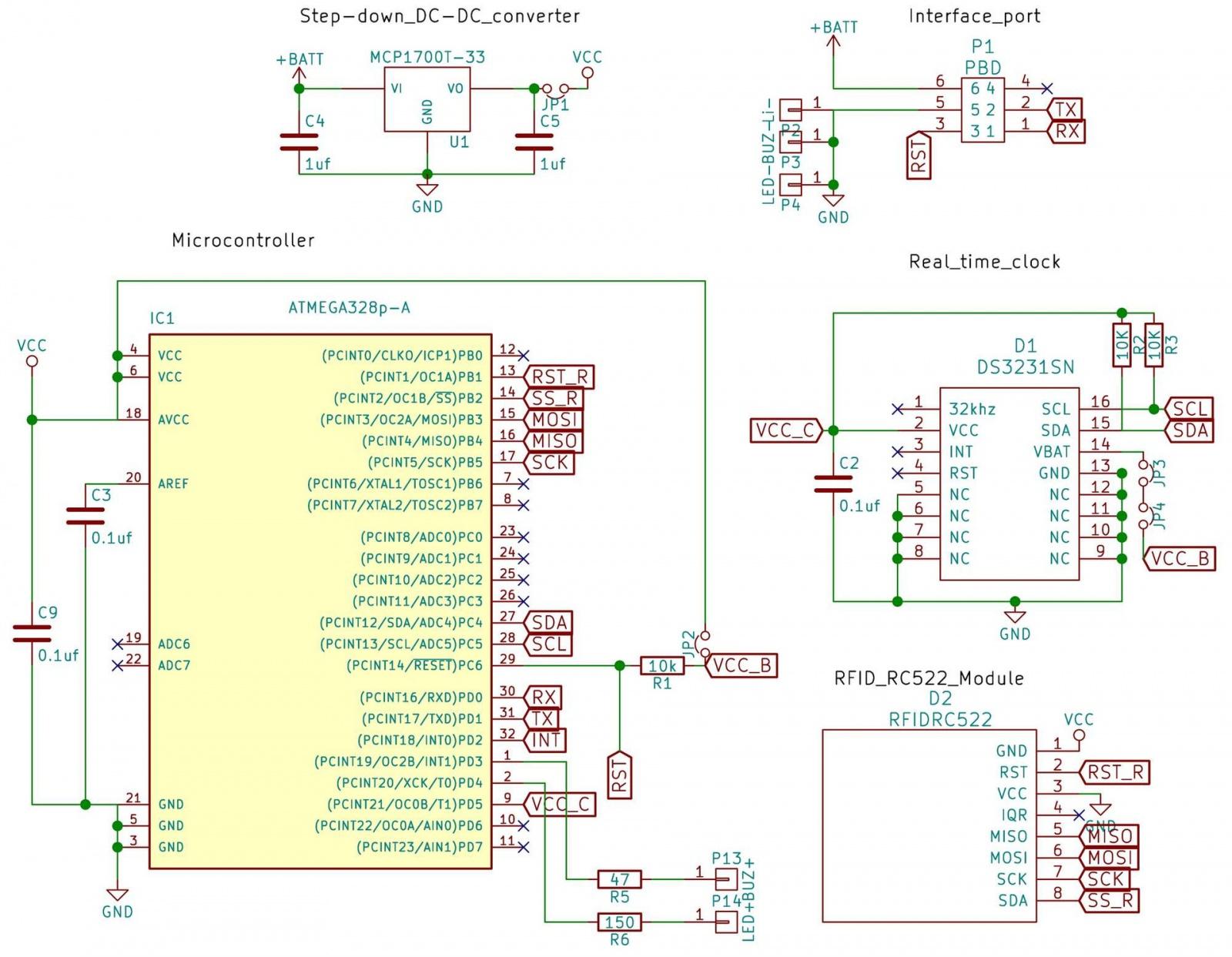 SportIduino — система электронной отметки на Arduino для спортивного ориентирования - 5