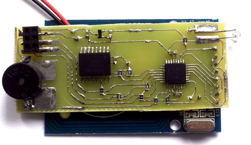 SportIduino — система электронной отметки на Arduino для спортивного ориентирования - 6