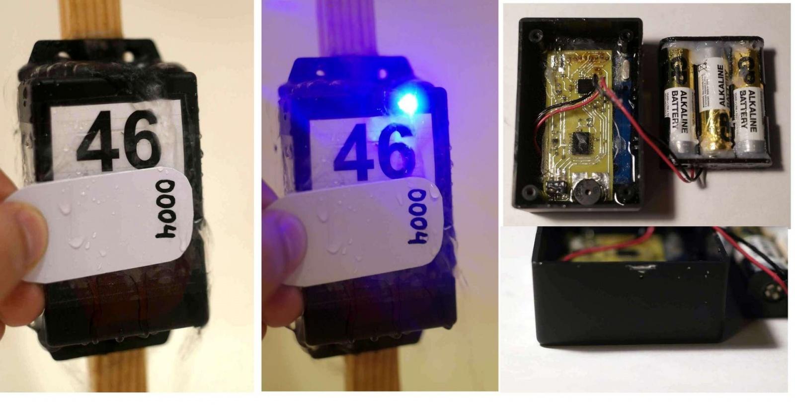 SportIduino — система электронной отметки на Arduino для спортивного ориентирования - 7