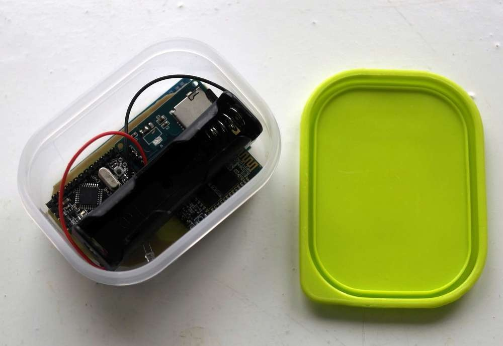 SportIduino — система электронной отметки на Arduino для спортивного ориентирования - 9