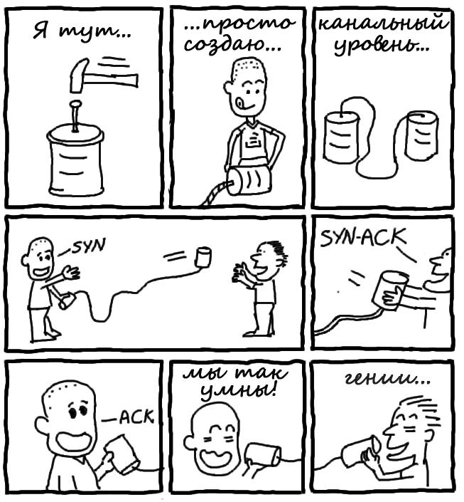 Комиксы Даниэля Стори - 4