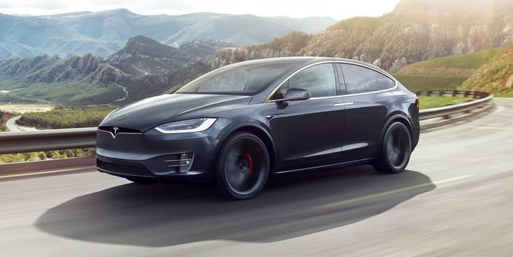 Кроссовер Tesla Model X с честью прошёл краш-тесты