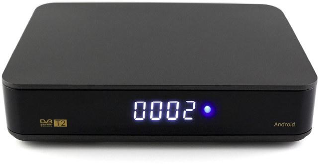 Основой ТВ-приставки Acemax TX95D стала SoC AmLogic S905D