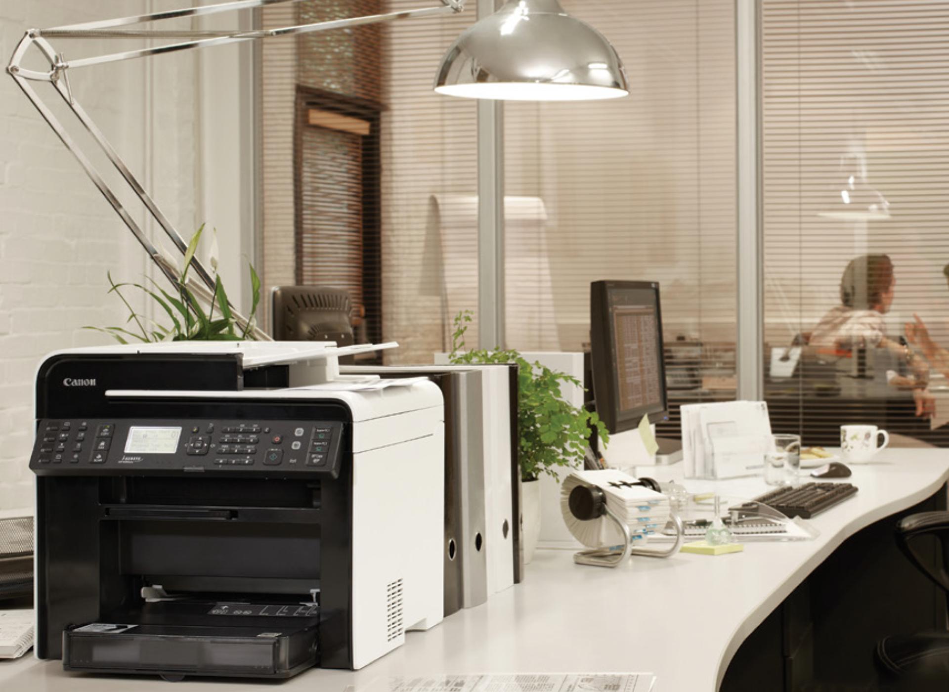Офис в стиле Canon. Обзор устройств и решений для бизнеса - 2