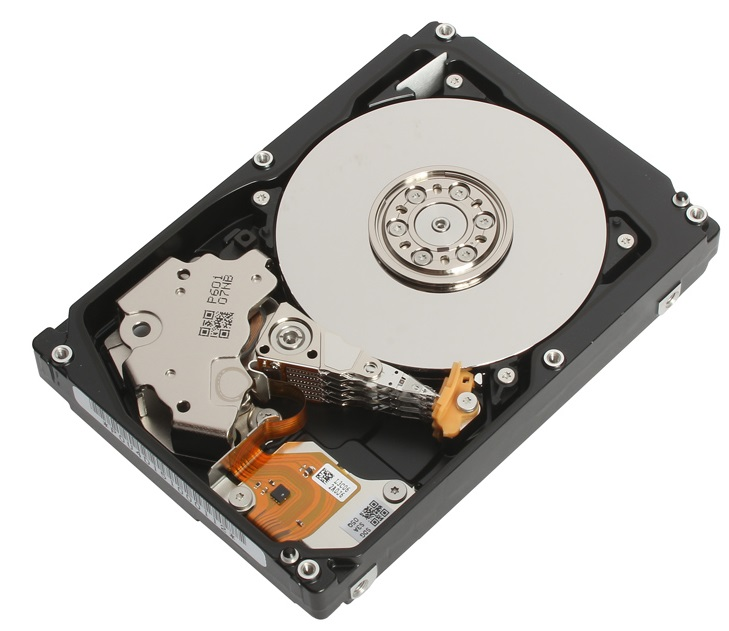 Диски Toshiba AL14SX рассчитаны на круглосуточную работу