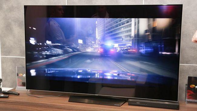 Поставки телевизоров с экранами OLED в этом году вырастут вдвое
