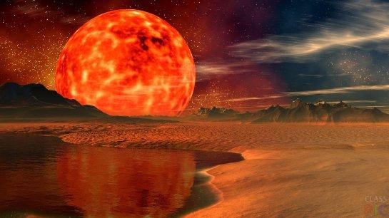 В прошлом Солнце имело более солидные параметры