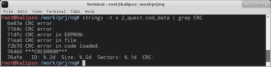 Hard Reverse или особенности реверса файлов для архитектуры PowerPC Big-Endian - 11