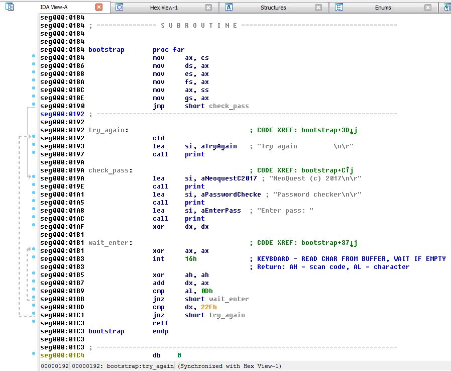 Hard Reverse или особенности реверса файлов для архитектуры PowerPC Big-Endian - 8