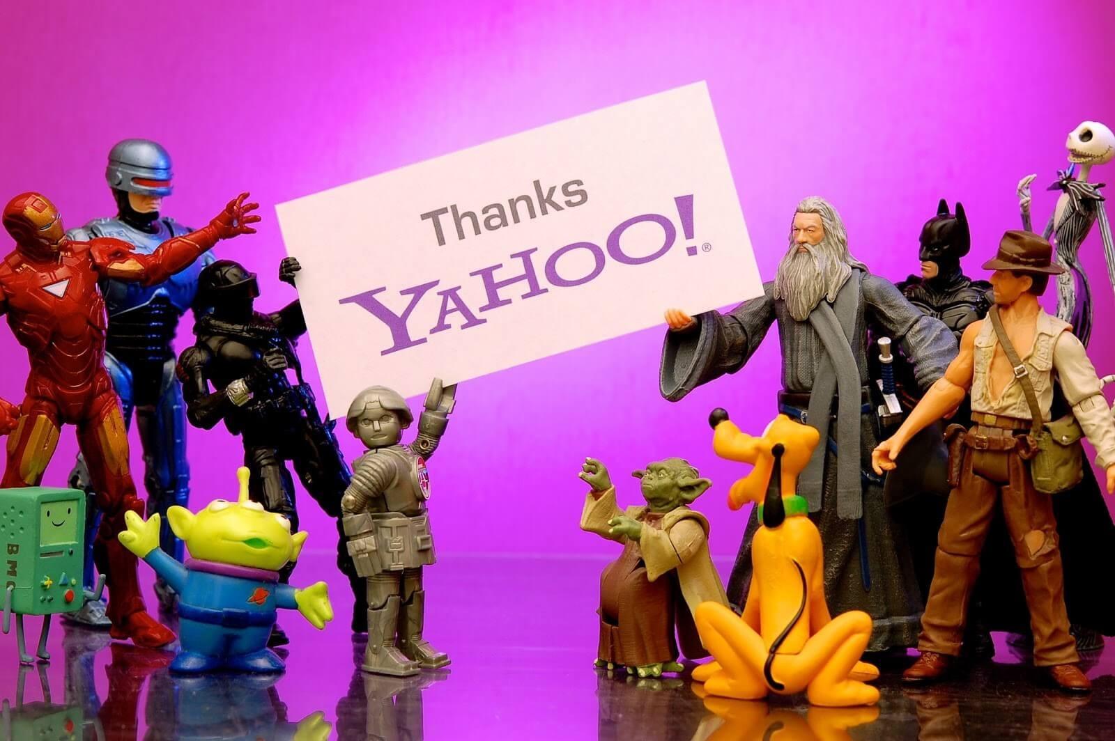 Verizon завершили поглощение Yahoo - 1