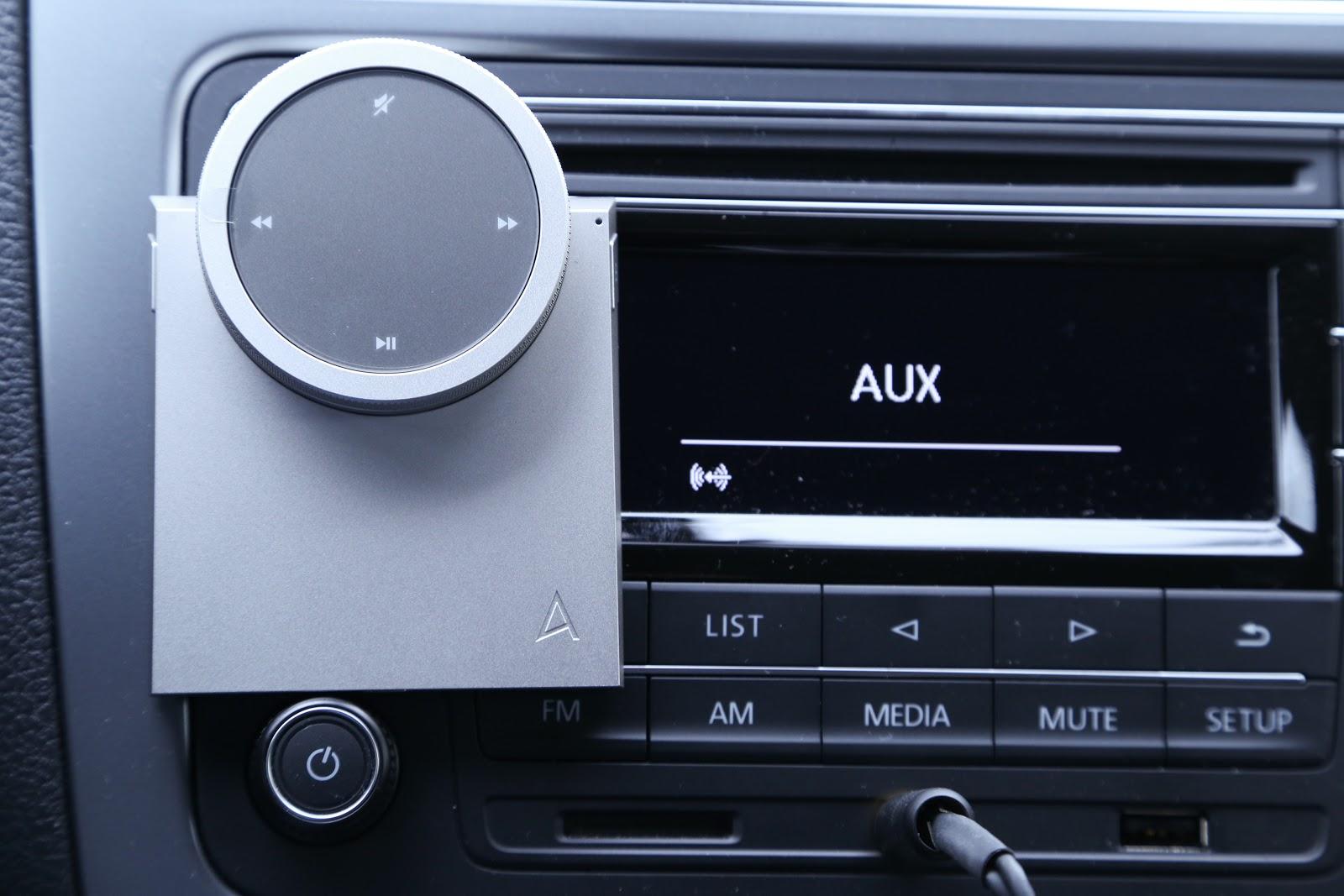 На четырех колесах: аудиоплеер Astell&Kern AK100 II и пульт AK RM01 - 27