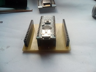 Оптическое распознавание символов на микроконтроллере - 15