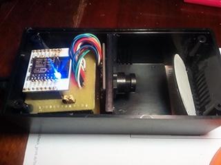 Оптическое распознавание символов на микроконтроллере - 17