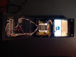 Оптическое распознавание символов на микроконтроллере - 19
