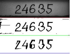 Оптическое распознавание символов на микроконтроллере - 25