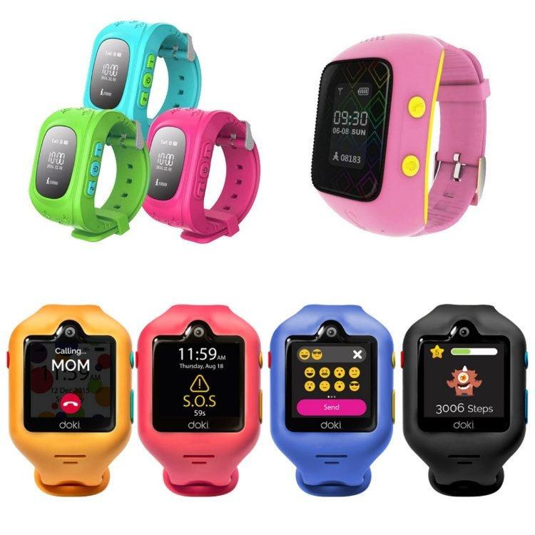 Лучшие умные часы для детей и их родителей. Часть 2 - 1