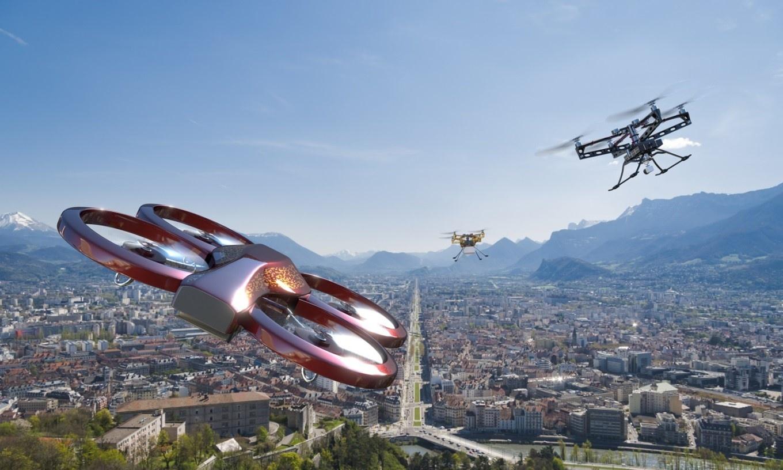 Мир дронов: от карманных устройств до анти-БПЛА - 1