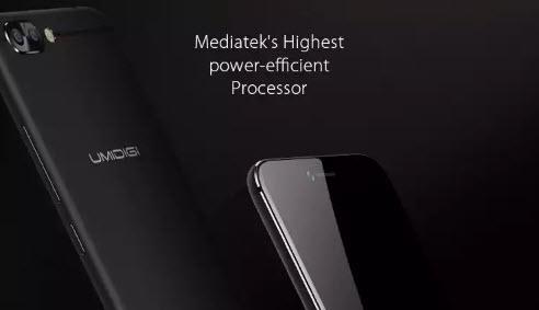 При наличии 6 ГБ ОЗУ и цене $500 смартфон Umidigi Z1 Pro оснастили SoC Helio P20